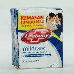 LIFEBUOY BAR SOAP MILDCARE WHITE 115 GR BD4