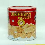 KHONG GUAN ASS BISC RED MINI TIN 700 GR