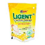 LIGENT DW LEMON POUCH 630ml