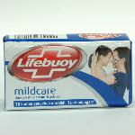 LIFEBUOY BAR SOAP MILDCARE  WHT 80GR
